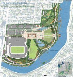 Lansdowne Park Design Competition entries revealed « World Landscape Architecture – landscape architecture webzine