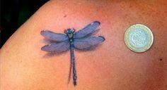 tattoos libelulas - Buscar con Google
