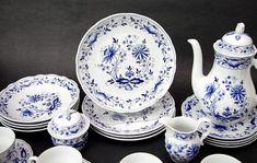 (4) Vtg Retsch & Co Wunsiedel Blue Onion Salad Dessert Plates Bavaria Porcelain  | Pottery & Glass, Pottery & China, Art Pottery | eBay!