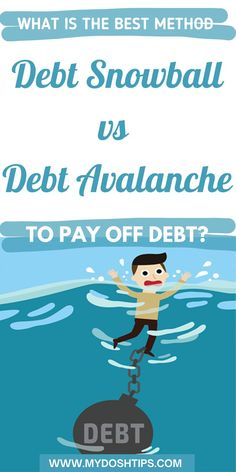Debt Snowball Vs. Debt Avalanche: Which Debt Payoff Method is Better? Are you finally ready to get out of debt, but you don't know which debt repayment method to use? Learn the difference between the debt snowball vs. debt avalanche method and decide which is best for you. #debt #debtsnowball #debtavalanche #debtFreeliving #debtpayoff Debt Repayment, Debt Payoff, Sinking Funds, Debt Free Living, Debt Snowball, Get Out Of Debt, Money Saving Tips, Learning, Education