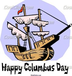 Happy Columbus Day Wallpapers