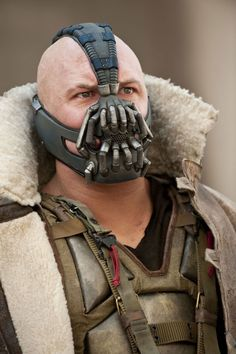 Bane - Batman The Dark Knight Rises - Tom Hardy