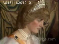 an interesting Video of Princess Diana at a banquet. A good example of how every new role takes a while to settle into especially for a young Woman overwhelmed by the new found Power of being Royal