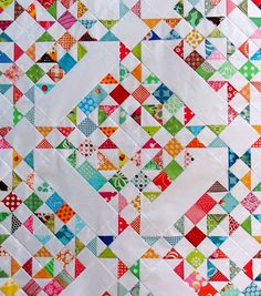 Patchwork from Red Pepper Quilts