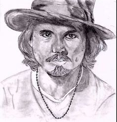 Johnny Depp by @uTolkien2me@verizon.net