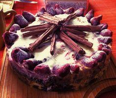 Torta de galletas tritón.