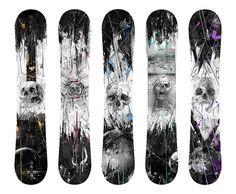 Snowboarding Men, Skull Illustration, Tattoo Graphic, Virtual Art, Winter Fun, Bouldering, Photo Art, How To Draw Hands, Digital Art
