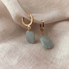 Gouden Oorbellen met Stenen - You are in the right place about silver jewelry Here we offer you the most beautiful pictures abou - Ear Jewelry, Cute Jewelry, Photo Jewelry, Jewelery, Silver Jewelry, Vintage Jewelry, Jewelry Accessories, Fashion Accessories, Handmade Jewelry
