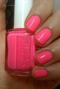 Punchy Pink by Essie