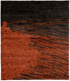 Dulcet Hand Knotted Tibetan Rug from the Tibetan Rugs 1 collection at Modern Area Rugs