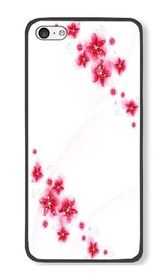 iPhone 5C Case AOFFLY® Pink Flowers Black PC Hard Cas... https://www.amazon.com/dp/B014ENELPI/ref=cm_sw_r_pi_dp_tXJyxbZS8KTCW