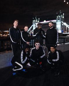 """Sidemen on Instagram: """"For just one @sidemenclothing purchase a month, you can stop these 7 men taking pictures in the cold. - 📷: @bastakespics"""" British Youtubers, Best Youtubers, Boy Pictures, Taking Pictures, Sidemen Members, F1 Lewis Hamilton, Joey Graceffa, Funny Boy, Photo Wall Collage"""