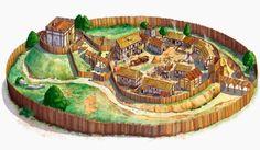 settlement hamlet