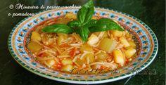 Primo piatto estivo, gustoso, facile da preparae ed economico