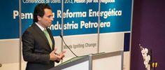Inspira Emilio Lozoya Austin con conferencia sobre la Reforma Energética en EGADE Business School.