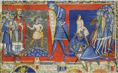 1160–1180, England, Morgan M.619 - Winchester Bible