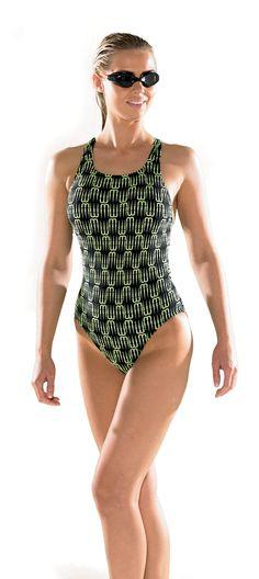 Wired Pacer Cubik Back Swimsuit kBOyhu