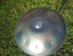 Music Reviews: Hang drum played by Hang in Balance (Daniel Waples...