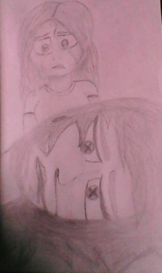 Hey guuuys hope  yall missed me :D (my drawing ;) )