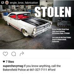 #Repost @engle_bros_fabrication with @repostapp  STOLEN?!?!?!? #FthatS put the word out everybody!!!!!!!