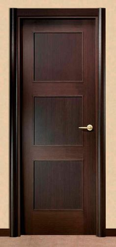 Puertas exteriores madera y crital buscar con google for Imagenes de puertas de madera para interiores