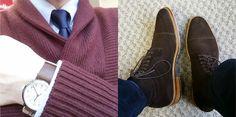 Best Sunday Challenge - Dressing Fashionably Warm   Best of Threads on Dappered.com