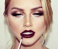 "Make-up ""Marsala"""