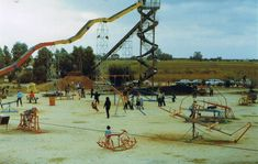 Grant Park Playground, Monash Australia, Grant Tefler, and more thoughts on Playground Preservation
