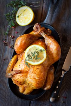 How to make Rotisserie Chicken in the Crockpot Slow Cooker.