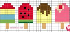 Thrilling Designing Your Own Cross Stitch Embroidery Patterns Ideas. Exhilarating Designing Your Own Cross Stitch Embroidery Patterns Ideas. Tiny Cross Stitch, Beaded Cross Stitch, Cross Stitch Designs, Cross Stitch Embroidery, Cross Stitch Patterns, Hand Embroidery, Loom Patterns, Beading Patterns, Bracelet Patterns