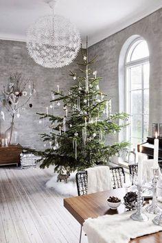 Christmas Tree Inspirations * Inspirações para a Árvore de Natal (via Bloglovin.com )