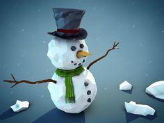 Snowman by Joe Ski