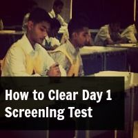 How to Clear Day 1 Screening Test in SSB Interview by www.ssbcrack.com