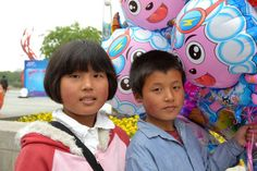 famous balloon sellers.