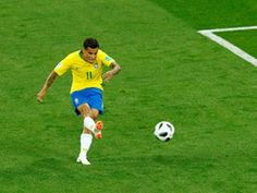 Philippe Coutinho: 'Every World Cup game is difficult' Wc Games, Brazil Football Team, World Cup Games, Rostov On Don, Arsenal News, Smart Strategy, Football Pictures, Last Minute, Fifa World Cup