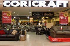 Coricraft Factory Shops in Johannesburg, Durban & Cape Town
