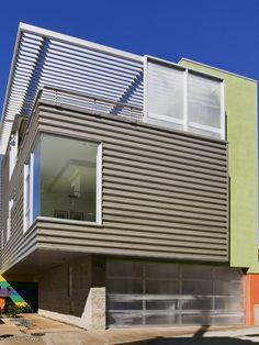 Home Design and Interior Design Gallery of Modern House Architecture Hermosa Beach House Corner Window