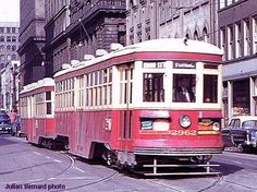 Old Toronto. Light Rail, Busses, Toronto Canada, Vintage Photography, Ontario, Around The Worlds, London, Cars, History