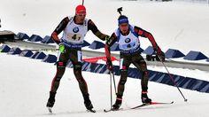 Biathlon-WM, Staffel der Herren | Bildquelle: Dirk Hofmeister/sportschau