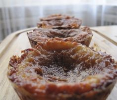 pure maple butter tarts