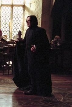 I ♥ Alan Rickman — obviouslysnape: Always zoom and crop the sexy...