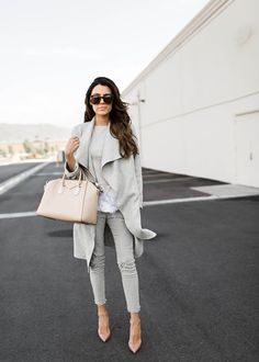 Christine Andrew is looking effortlessly stylish... - Street Style