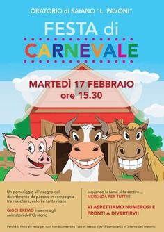 Festa di Carnevale 2015 a Saiano http://www.panesalamina.com/2015/33440-festa-di-carnevale-2015-a-saiano.html