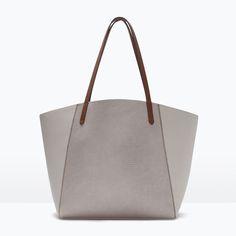 COMBINED SHOPPER BAG