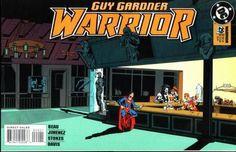 Guy Gardner - Warrior