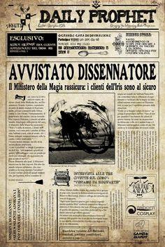 Niestandardowe Płótno Ścienne Kalkomanie Harry Potter Dekoracji Codziennie Prorok Codzienne Prorok Gazeta Plakat Naklejki Ścienne Tapety #0001 #