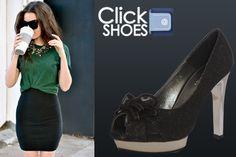 de oficina y de temporada www.clickshoes.com.mx modelo: wbel110008