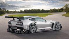 #Corvette #Stingray GT3