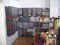 Organized components!