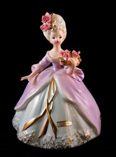 """Josef Originals figurine - """"Charmaine"""" - From the 'XVIII Century French' series. From my own private collection."""
